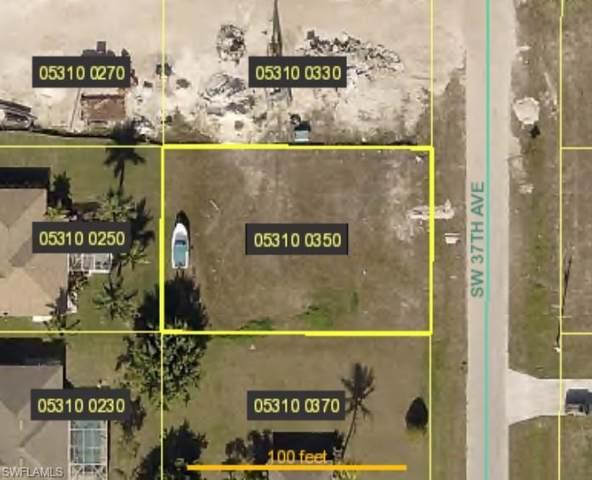 10 SW 37th Ave, Cape Coral, FL 33991 (MLS #219075851) :: #1 Real Estate Services