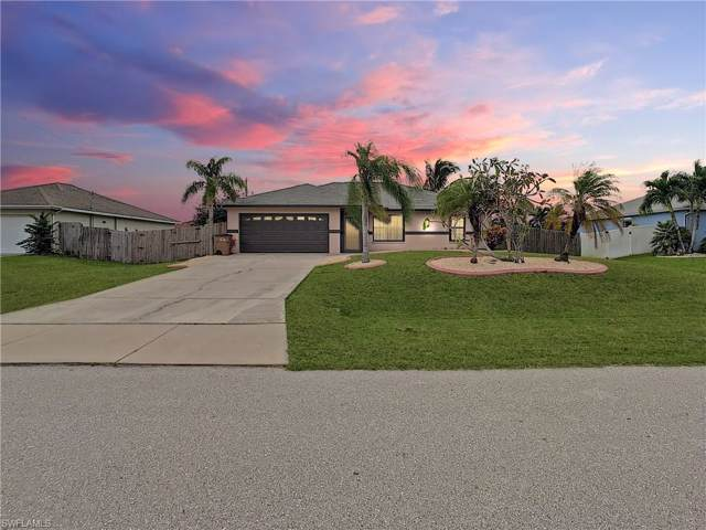 208 SW 21st Ln, Cape Coral, FL 33991 (MLS #219075908) :: RE/MAX Realty Team