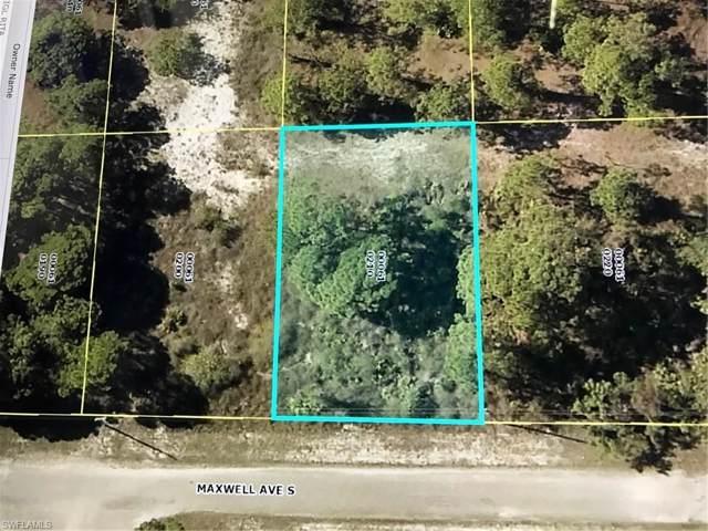 1016 Maxwell Ave S, Lehigh Acres, FL 33974 (#219075953) :: Southwest Florida R.E. Group Inc