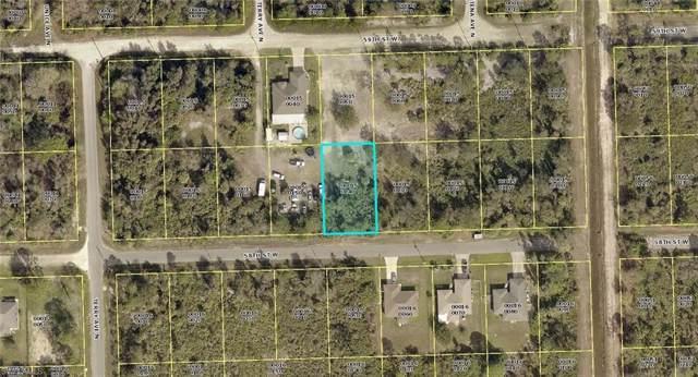 3508 58th St W, Lehigh Acres, FL 33971 (#219076050) :: Caine Premier Properties