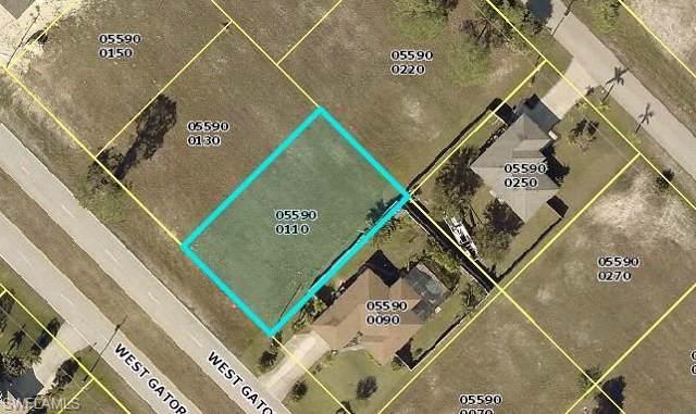 3421 W Gator Cir, Cape Coral, FL 33909 (MLS #219076064) :: Clausen Properties, Inc.