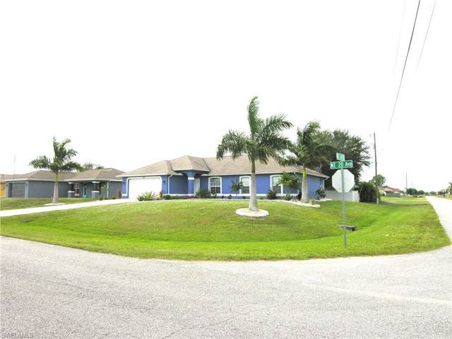 1332 NE 20th Ave, Cape Coral, FL 33909 (MLS #219076371) :: #1 Real Estate Services