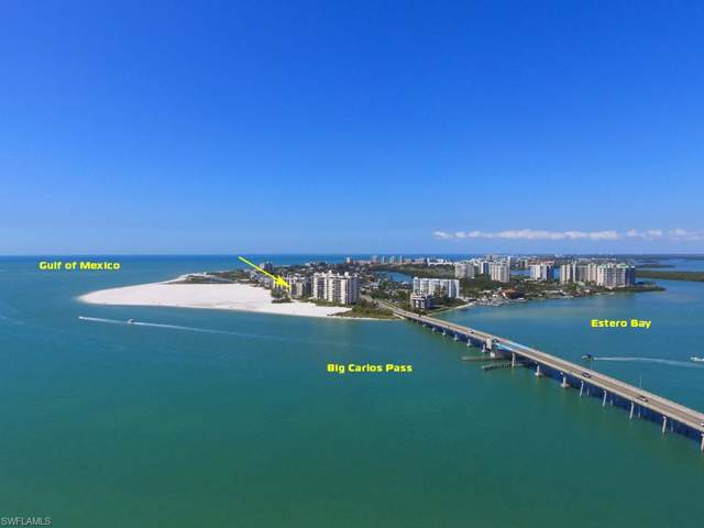 8350 Estero Blvd #521, Fort Myers Beach, FL 33931 (MLS #219076387) :: RE/MAX Realty Team