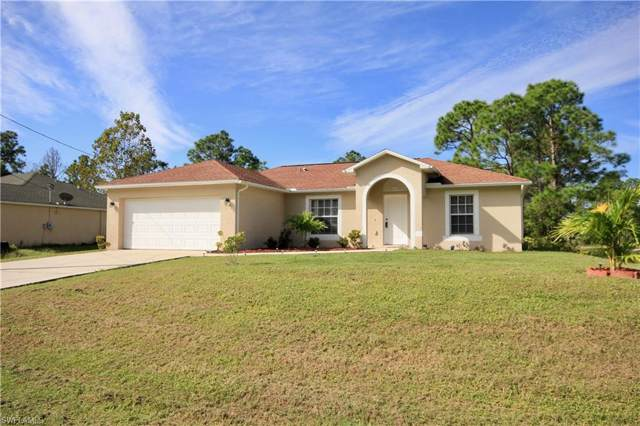716 Puccini Ave S, Lehigh Acres, FL 33974 (#219076579) :: The Dellatorè Real Estate Group