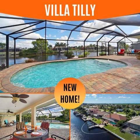 2805 SW 29th Ave, Cape Coral, FL 33914 (#219076649) :: The Dellatorè Real Estate Group