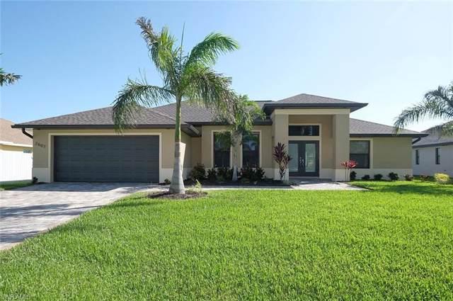 2607 SW 15th Pl, Cape Coral, FL 33914 (MLS #219076655) :: Clausen Properties, Inc.
