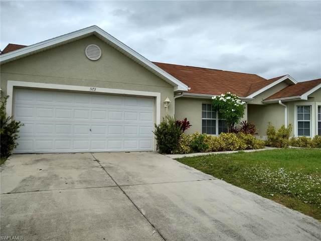 573 NE 4th Ter, Cape Coral, FL 33909 (#219076692) :: The Dellatorè Real Estate Group