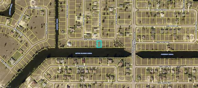 2500 NW 25th Ter, Cape Coral, FL 33993 (MLS #219076972) :: Palm Paradise Real Estate