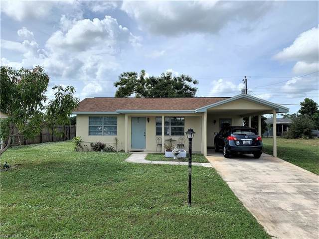334 Morgan Cir N, Lehigh Acres, FL 33936 (#219076975) :: The Dellatorè Real Estate Group