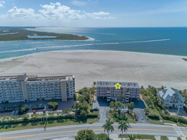 8300 Estero Blvd #405, Fort Myers Beach, FL 33931 (MLS #219077055) :: RE/MAX Realty Team