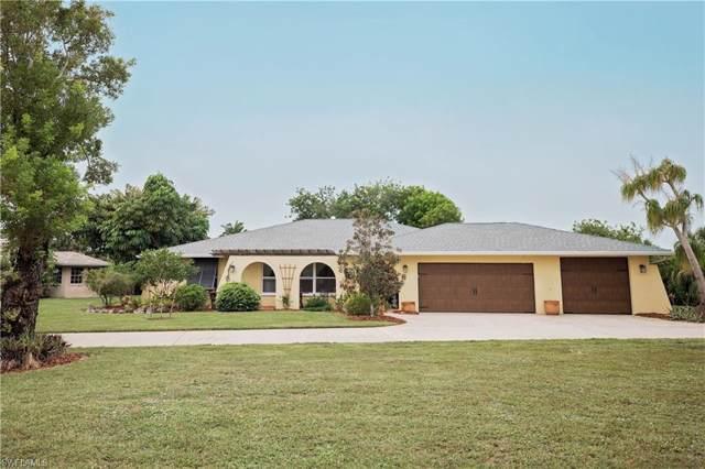 1617 Tredegar Dr, Fort Myers, FL 33919 (MLS #219077153) :: #1 Real Estate Services