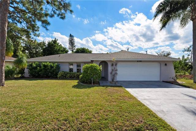2350 Dover Ave, Fort Myers, FL 33907 (MLS #219077157) :: Clausen Properties, Inc.