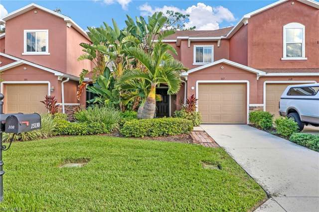 15130 Piping Plover Ct #107, North Fort Myers, FL 33917 (#219077335) :: Southwest Florida R.E. Group Inc