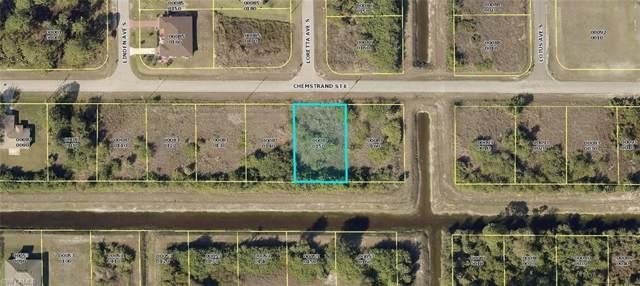 842 Chemstrand St E, Lehigh Acres, FL 33974 (MLS #219077434) :: RE/MAX Realty Team