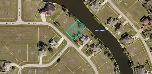 101 NW 30th Pl, Cape Coral, FL 33993 (MLS #219077441) :: Palm Paradise Real Estate