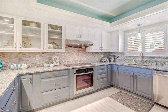 4612 Flagship Dr #302, Fort Myers, FL 33919 (MLS #219077836) :: Clausen Properties, Inc.