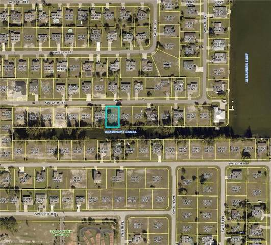 628 SW 12th Ter, Cape Coral, FL 33991 (#219077899) :: Southwest Florida R.E. Group Inc