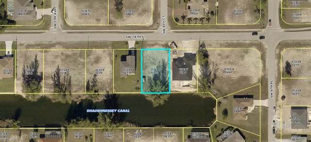 828 SW 28th St, Cape Coral, FL 33914 (#219077904) :: Southwest Florida R.E. Group Inc