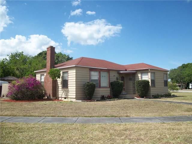 339 N W C Owen Ave, Clewiston, FL 33440 (#219077952) :: The Dellatorè Real Estate Group
