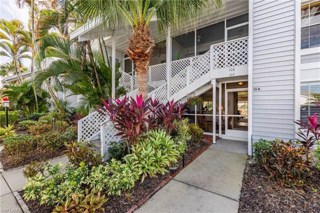 15410 River Vista Dr #104, North Fort Myers, FL 33917 (MLS #219078011) :: Clausen Properties, Inc.