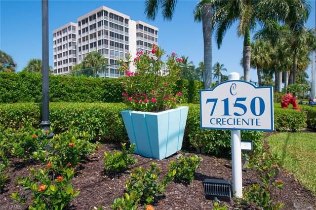 7150 Estero Blvd #304, Fort Myers Beach, FL 33931 (MLS #219078179) :: Kris Asquith's Diamond Coastal Group