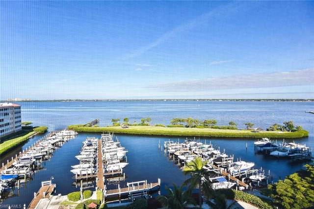 15120 Harbour Isle Dr #801, Fort Myers, FL 33908 (#219078701) :: The Dellatorè Real Estate Group