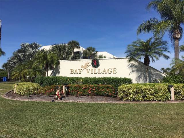 21400 Bay Village Dr #207, Fort Myers Beach, FL 33931 (MLS #219078740) :: Palm Paradise Real Estate