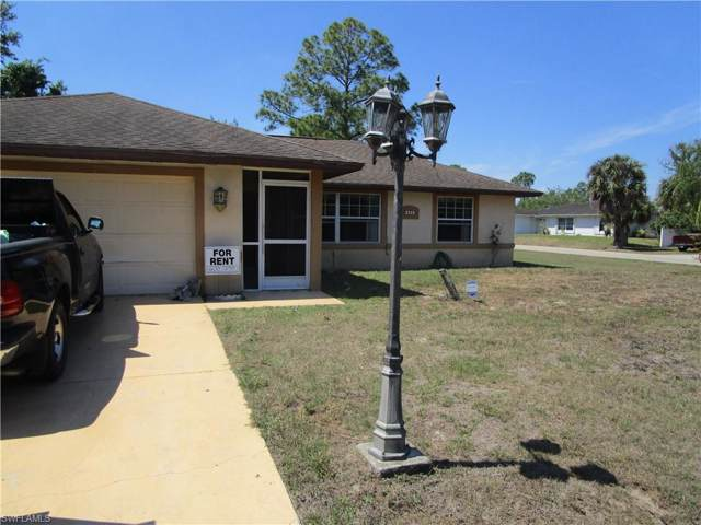 423 Richmond Ave N, Lehigh Acres, FL 33972 (MLS #219079363) :: RE/MAX Realty Team