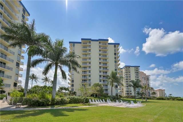 7330 Estero Blvd #1008, Fort Myers Beach, FL 33931 (#219079483) :: The Dellatorè Real Estate Group