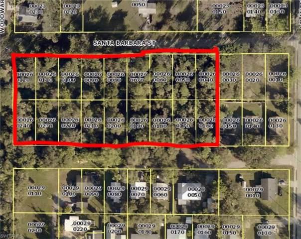 425 Santa Barbara St, North Fort Myers, FL 33903 (MLS #219079511) :: Palm Paradise Real Estate