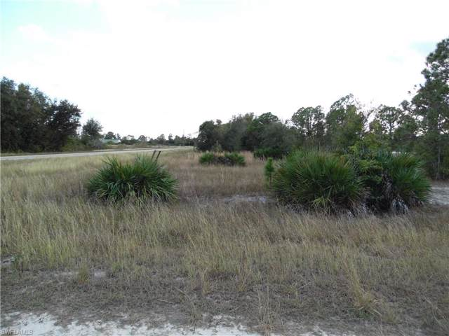 7727 7th Pl, Labelle, FL 33935 (#219079676) :: The Dellatorè Real Estate Group