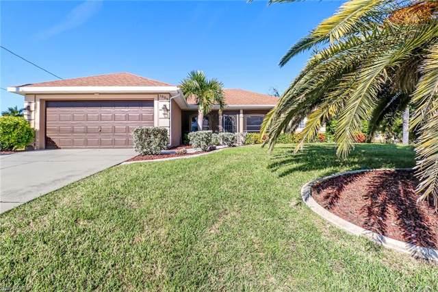 1809 SW 25th Ter, Cape Coral, FL 33914 (#219079787) :: The Dellatorè Real Estate Group