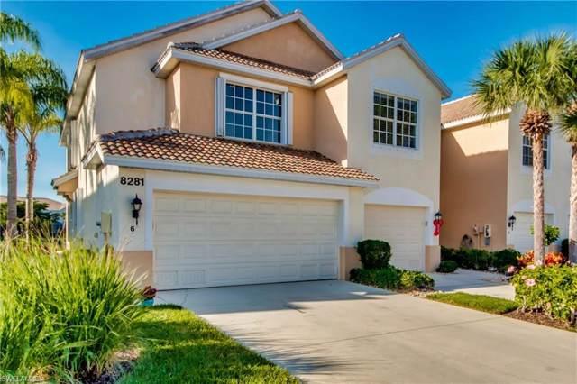 8281 Village Edge Cir #6, Fort Myers, FL 33919 (#219080030) :: The Dellatorè Real Estate Group