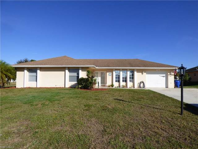 306 Fifth Ave, Lehigh Acres, FL 33936 (MLS #219080106) :: Palm Paradise Real Estate