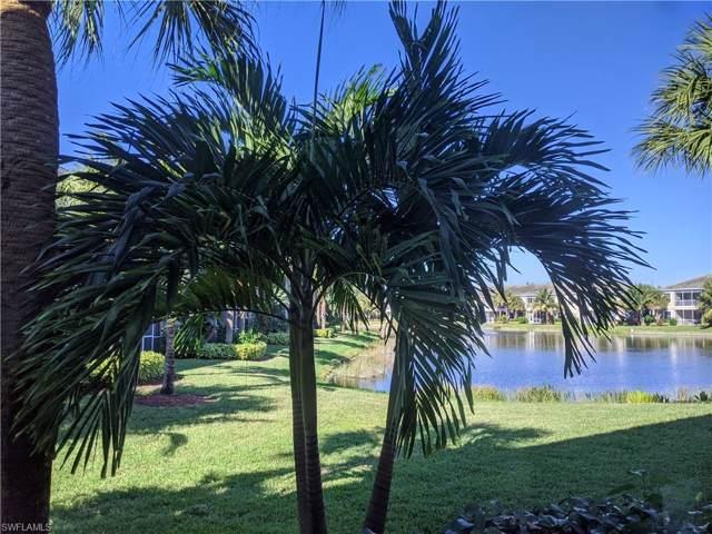 15120 Milagrosa Dr #104, Fort Myers, FL 33908 (MLS #219080298) :: Palm Paradise Real Estate