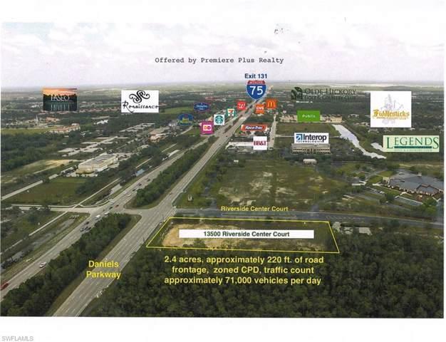 13500 Riverside Center Ct, Fort Myers, FL 33912 (MLS #219080394) :: Kris Asquith's Diamond Coastal Group