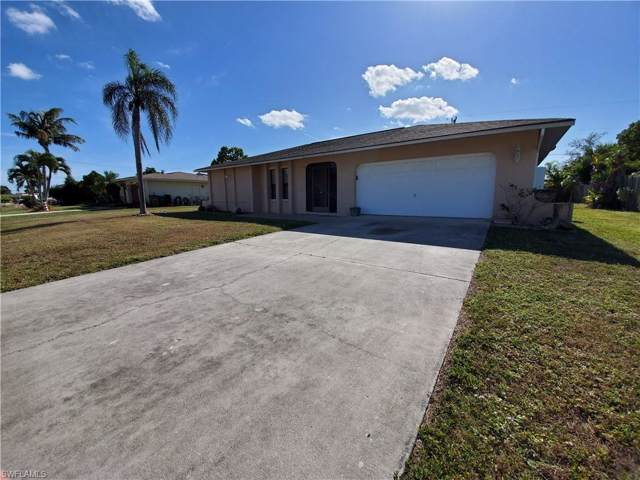 1014 SE 27th Ter, Cape Coral, FL 33904 (MLS #219080596) :: Palm Paradise Real Estate