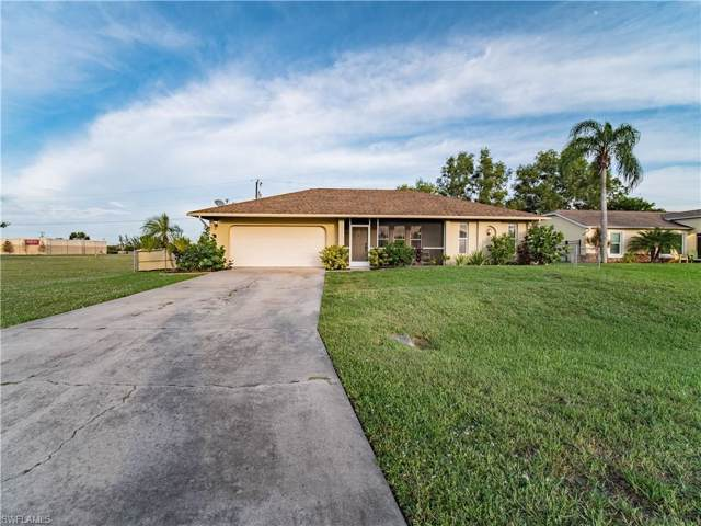 2711 SW 8th Ct, Cape Coral, FL 33914 (#219080644) :: Jason Schiering, PA