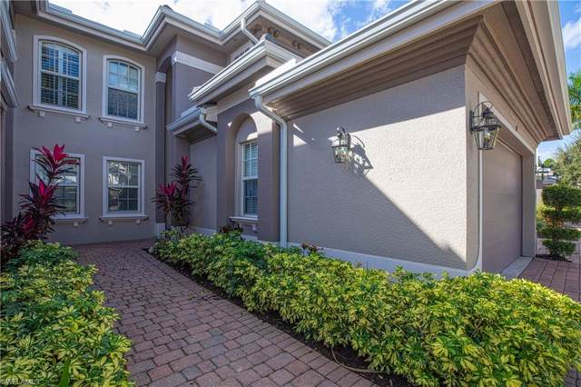 9281 Triana Ter #124, Fort Myers, FL 33912 (MLS #219080660) :: RE/MAX Realty Team