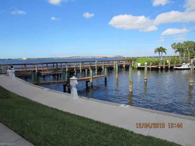 Boat Slip #3, Fort Myers, FL 33919 (MLS #219080830) :: Kris Asquith's Diamond Coastal Group