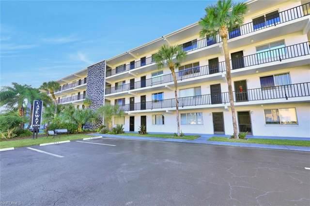 4906 Victoria Dr #313, Cape Coral, FL 33904 (#219080837) :: The Dellatorè Real Estate Group