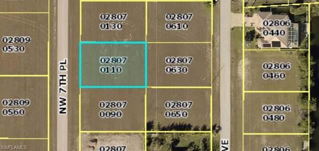 2421 NW 7th Pl, Cape Coral, FL 33993 (#219080880) :: The Dellatorè Real Estate Group