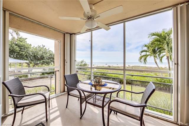 7400 Estero Blvd #101, Fort Myers Beach, FL 33931 (MLS #219080953) :: #1 Real Estate Services