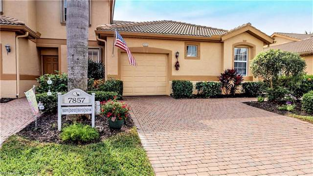 7857 Lake Sawgrass Loop #5014, Fort Myers, FL 33907 (MLS #219081105) :: RE/MAX Realty Group