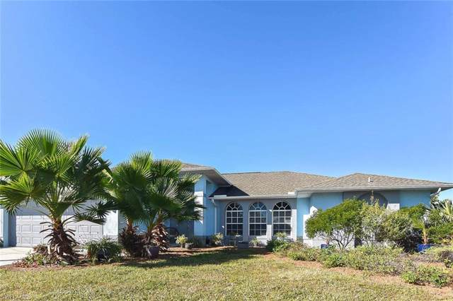 2724 SW 18th Pl, Cape Coral, FL 33914 (MLS #219081109) :: RE/MAX Realty Team