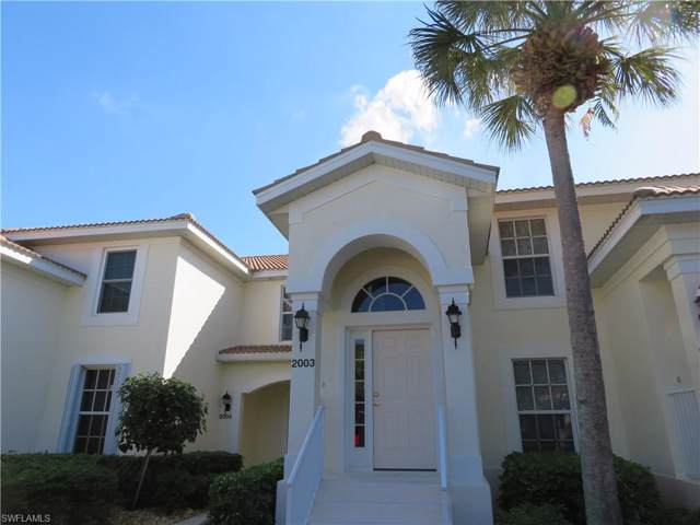 10117 Colonial Country Club Blvd #2003, Fort Myers, FL 33913 (MLS #219081176) :: RE/MAX Realty Group