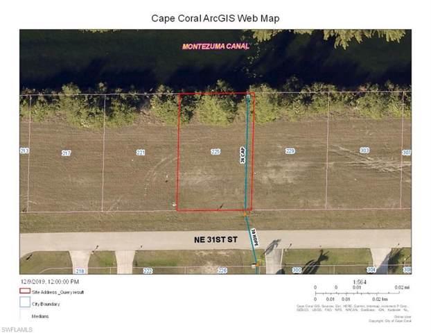 225 NE 31st St, Cape Coral, FL 33909 (MLS #219081186) :: #1 Real Estate Services