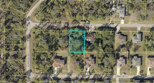 846 Glencoe Street E, Lehigh Acres, FL 33974 (#219081211) :: The Dellatorè Real Estate Group