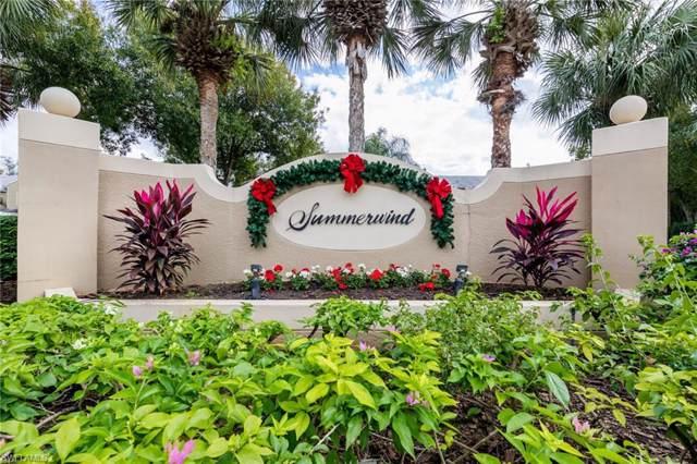 12161 Summergate Cir #204, Fort Myers, FL 33913 (#219081253) :: Jason Schiering, PA
