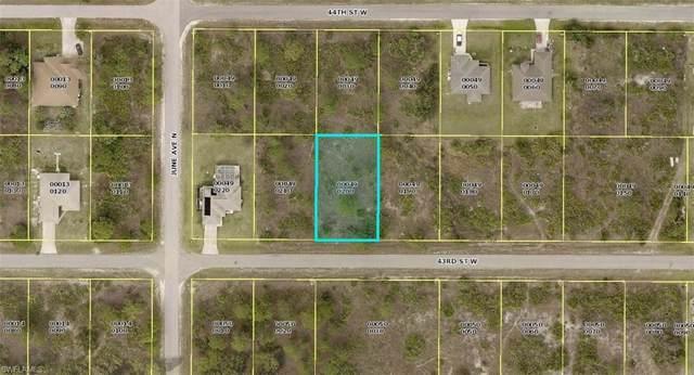 2816 43rd St W, Lehigh Acres, FL 33971 (MLS #219081259) :: Clausen Properties, Inc.
